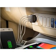 Ravpower RP- VC003 Quick Charge 3.0 4-Port Car Charger - Nabíječka do auta