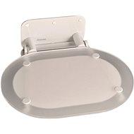 RAVAK Sedátko z konceptu Chrome Clear/White - Sedátko do sprchy