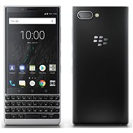 BlackBerry Key2 Stříbrný - Mobilní telefon