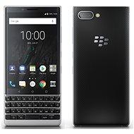 BlackBerry Key2 stříbrná QWERTZ - Mobilní telefon