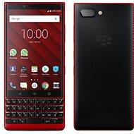 BlackBerry Key2 128GB červená - Mobilní telefon