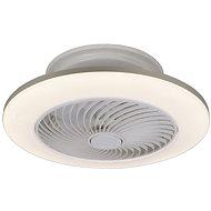 Rabalux 6710 - LED Stmívatelné stropní svítidlo s ventilátorem DALFON LED/36W/23 - LED světlo