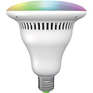 Rabalux RGB žárovka E27 s reproduktorem - LED žárovka