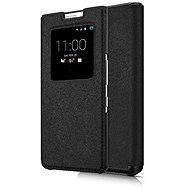 Blackberry SMART flip KEYone black - Pouzdro