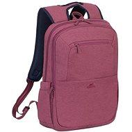 """RIVA CASE 7760 15.6"""", červený - Batoh na notebook"""