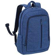 "RIVA CASE 7560 15,6"", modrý - Batoh na notebook"