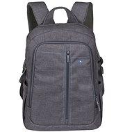 """RIVA CASE 7560 15,6"""", šedý - Batoh na notebook"""