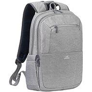 """RIVA CASE 7760 15.6"""", šedý - Batoh na notebook"""