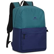 "RIVA CASE 5560 15.6""  Green/Blue - Laptop Backpack"