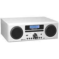 Roadstar HRA-9 D+BT bílá - Rádio