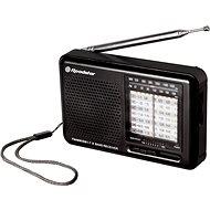 Roadstar TRA-2989 - Rádio