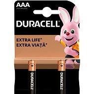 Duracell Basic AAA 2 ks - Jednorázová baterie