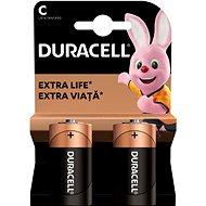 Duracell Basic LR14 2pcs - Disposable batteries