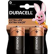 Duracell Basic LR20 2pcs - Disposable batteries