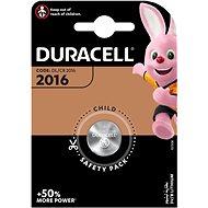 Duracell CR2016 - Knoflíkové baterie