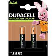 Duracell Rechargeable AAA 900mAh - 2 ks - Nabíjecí baterie