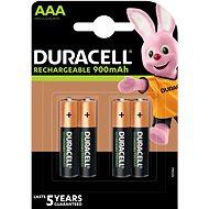 Duracell StayCharged AAA - 850 mAh 4 ks - Nabíjecí baterie