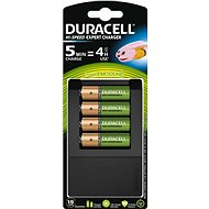 Duracell CEF 15 + 4AA - Nabíječka akumulátorů