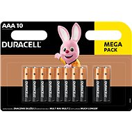 Duracell Basic AAA 10 ks