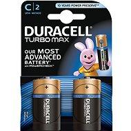 Duracell Turbo Max C 2 ks - Baterie