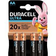 Duracell Ultra AA 4 ks - Jednorázová baterie