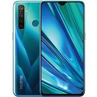 Realme 5 PRO DualSIM 4+128GB zelená - Mobilní telefon
