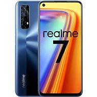 Realme 7 Dual SIM 6+64GB modrá - Mobilní telefon