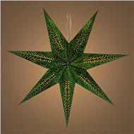 RETLUX RXL 337 hvězda zelená 10LED WW