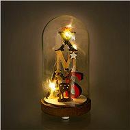 RETLUX RXL 317 Small Dome 3LED Xmas WW - Christmas Lights