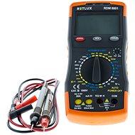 RETLUX RDM 8001 - Multimetr