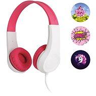 Sencor SEP 255 GIRLS růžová - Sluchátka