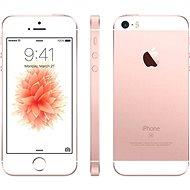 iPhone SE 16GB Rose Gold - Mobilní telefon