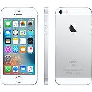 iPhone SE 64GB Silver - Mobilní telefon