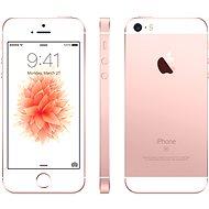 iPhone SE 64GB Růžově zlatý - Mobilní telefon