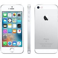 iPhone SE 128GB Stříbrný - Mobilní telefon
