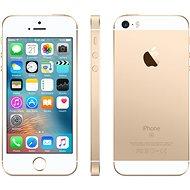 iPhone SE 128GB Zlatý - Mobilní telefon