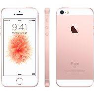iPhone SE 128GB Růžově zlatý - Mobilní telefon