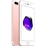 iPhone 7 Plus 256GB Růžově zlatý - Mobilní telefon