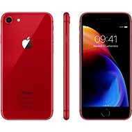 iPhone 8 64GB Červený - Mobilní telefon