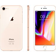 iPhone 8 256GB Gold - Mobile Phone