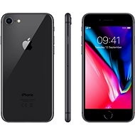 iPhone 8 128GB space grey - Mobile Phone