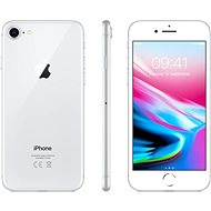 iPhone 8 128GB stříbrná