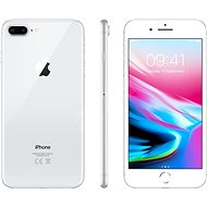 iPhone 8 Plus 128GB stříbrná