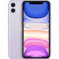 iPhone 11 64GB Purple - Mobile Phone
