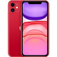 iPhone 11 256GB red - Mobile Phone