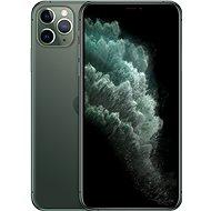 iPhone 11 Pro Max 256GB půlnoční zelená - Mobilní telefon