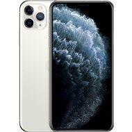 iPhone 11 Pro Max 256GB stříbrná - Mobilní telefon