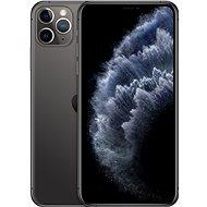 iPhone 11 Pro Max 256GB vesmírně šedá - Mobilní telefon