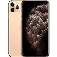 iPhone 11 Pro Max 256GB zlatá - Mobilní telefon