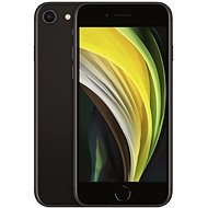 iPhone SE 256GB Black 2020 - Mobile Phone